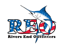 Rivers End Outfitters Logo