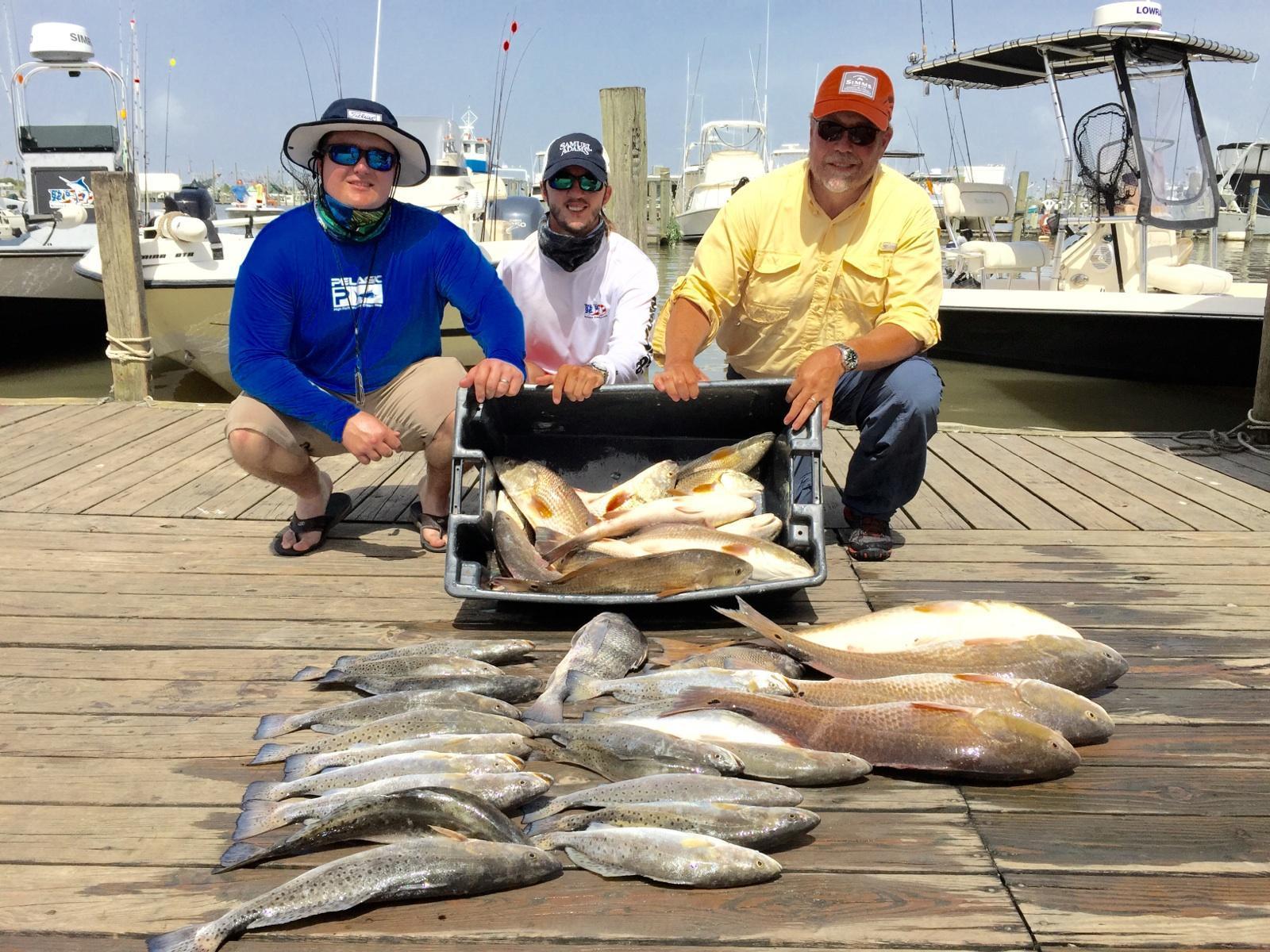 Fishing guide service fishing charters venice la for Venice louisiana fishing lodge
